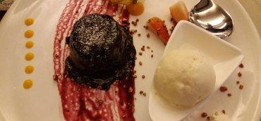 心太軟蛋糕 Molten-Chocolate-Cake